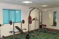 Зал спортивных тренажеров