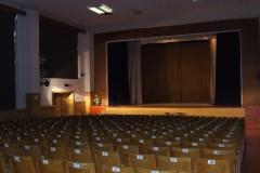 Зрительный зал клуба