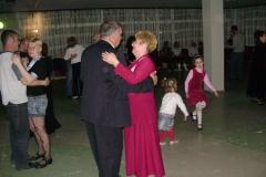 в танцзале