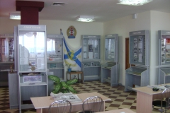 зал истории санатория