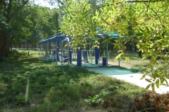 тренажёры в парке